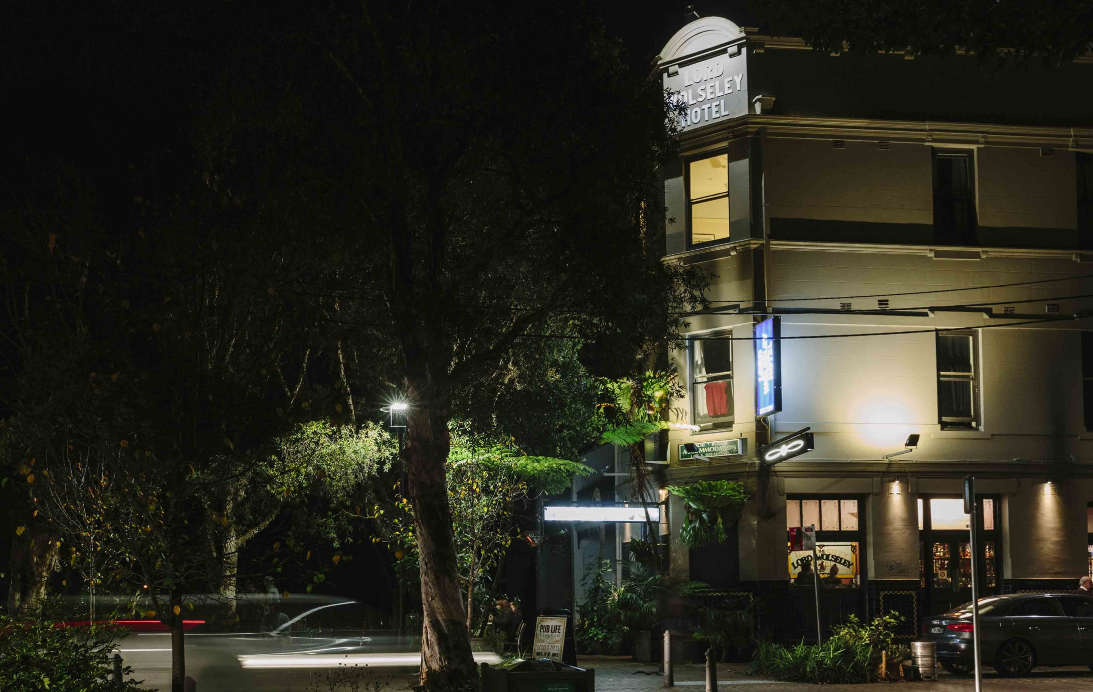 If you've ever spilled out of the unassuming Lord Wolseley Hotel in  Bulwarra Road, you're treading on what's arguably Sydney's first gay strip.