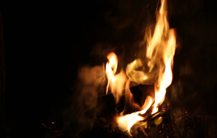 The Stillness of Fire