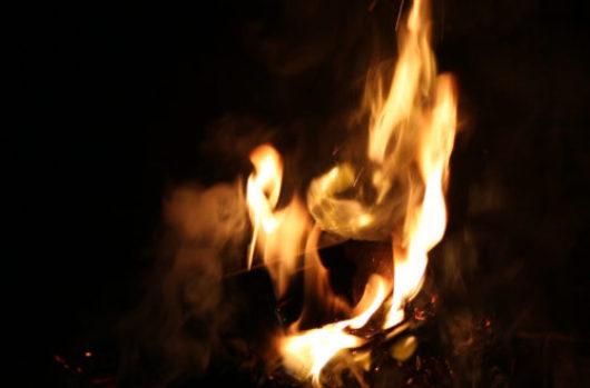The Stillness of Fire