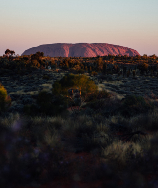 One day at Uluru: a photo essay