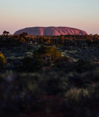 One day at Uluru: a photo essay