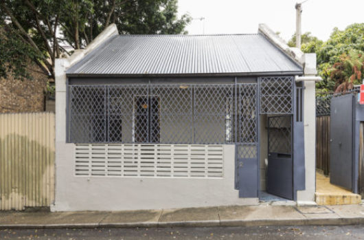 The cheapest freestanding house in Inner Sydney