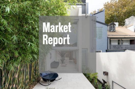 Sydney market drops anchor