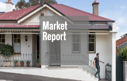 Sydney switches off property