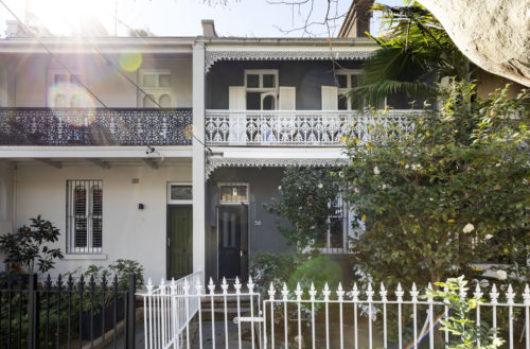 Some positivity for Sydney property