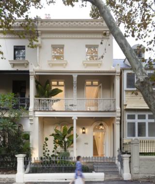 Sydney property's mood change