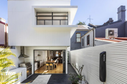 Your new favourite terrace? It's in Redfern.