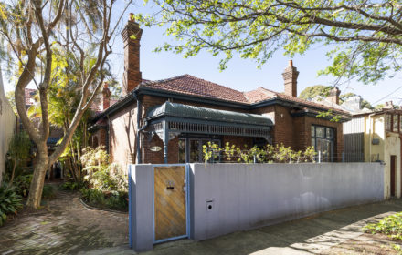 A Redfern landmark that was stumbled upon