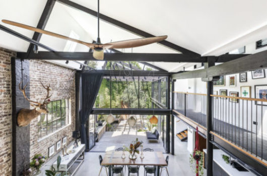 Behind closed doors: the best homes of 2019