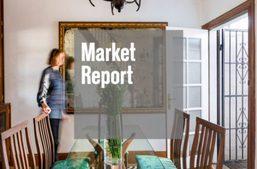 May prices dip, as positive signs start to show