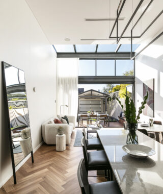 A toast to technology in Lilyfield
