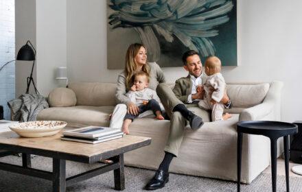 Home Series: Chloe & Adrian Oddi